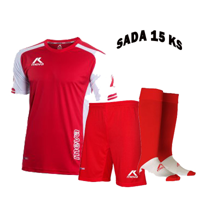 Sada 15 ks Dresů MEVA LONDON