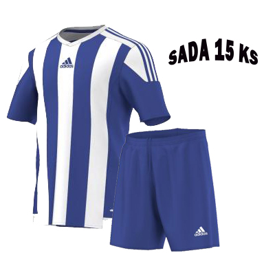 Sada 15-ti ks Dresů ADIDAS STRIPED 15
