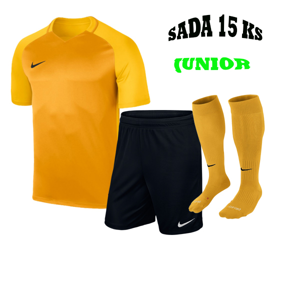 Sada dresů 15 KS, NIKE TROPHY III,JUNIOR