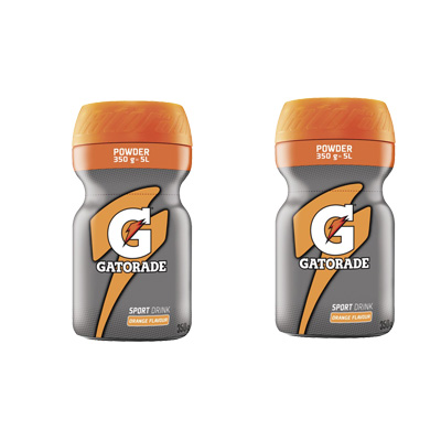 Nápoj v prášku GATORADE POWDER ORANGE 2 ks