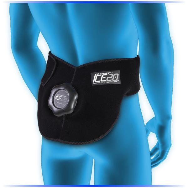 Kompresní ice bag jednoduchý,ICE20 Back-Hip Ice Compression Wrap