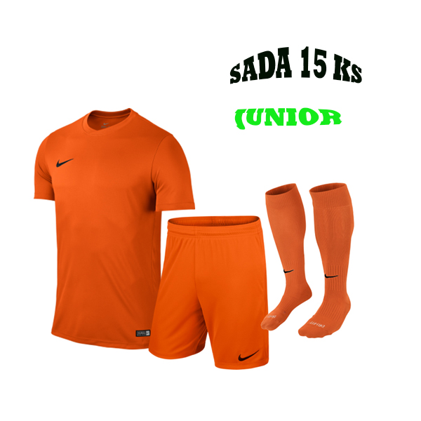 Sada dresů 15 KS NIKE PARK V, JUNIOR