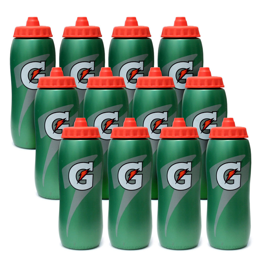 Set 12 ks lahví GATORADE 32oz
